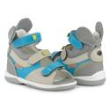 Picture of Memo Kangaroo 3CH Gray-Blue Toddler Girl & Boy Corrective Orthopedic Support Sandal