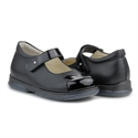 Picture of Memo Cinderella 3LA Black Youth Orthopedic Mary Jane Shoe