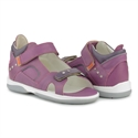 Picture of Memo Capri Purple Corrective Orthopedic AFO Sandal