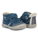 Picture of Memo Nodi 1DA First Walking Orthopedic Boys Shoes Natural Suede Sneakers (Toddler)