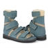 Picture of Memo Basic 1CH Youth Boy & Girl Sandals For Cerebral Palsy & AFO Wearers