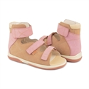 Picture of Memo Helios 1JB Corrective Support AFO Brace-Like Pink Sandal