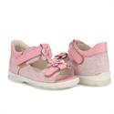 Picture of Memo Verona 3JB Pink Toddler Girl Orthopedic Velcro Sandal