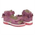Picture of Memo Juliet Supportive SMO Brace-Like Orthopedic Sandal, Purple